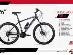 دوچرخه کوهستان ویوا مدل توربو وولف کد 26210 سایز 26 -  VIVA TURBO WOLF200 - 2019 colection