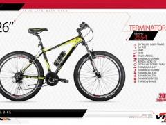 دوچرخه کوهستان ویوا مدل ترمیناتور کد 2654 سایز 26 -  VIVA TERMINATOR17 - 2019 colection
