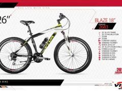دوچرخه کوهستان ویوا مدل بلیز کد 2783 سایز 26 -  VIVA BLAZE18 - 2019 colection