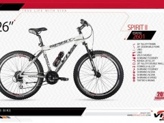 دوچرخه کوهستان ویوا مدل اسپیریت کد 2601 سایز 26 -  VIVA SPIRIT II - 2019 colection