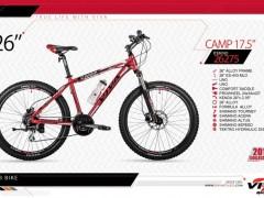 دوچرخه کوهستان ویوا مدل کمپ کد 26275 سایز 26 -  VIVA CAMP17.5 - 2019 colection