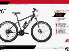دوچرخه کوهستان ویوا مدل ویسکو کد 26382 سایز 26 -  VIVA WISSCCO17 - 2019 collection