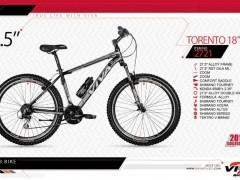 دوچرخه کوهستان ویوا مدل تورنتو کد 2721 سایز 27.5 -  VIVA TORENTO18- 2019 collection با ارسال رایگان