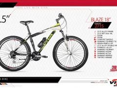 دوچرخه کوهستان ویوا مدل بلیز کد 2715 سایز 27.5 -  VIVA BLAZE18- 2019 collection با ارسال رایگان