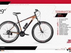 دوچرخه کوهستان ویوا مدل ترمیناتور کد 2913 سایز 29 -  VIVA TERMINATOR V- 2019 collection