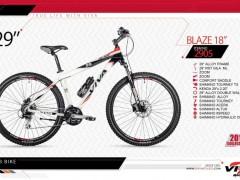 دوچرخه کوهستان ویوا مدل بلیز کد 2905 سایز 29 -  VIVA BLAZE18- 2019 collection