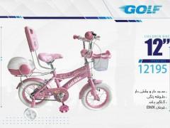 دوچرخه بچه گانه گلف  مدل 12195 سایز 12 -  GOLF