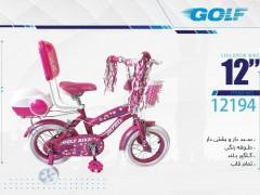 دوچرخه بچه گانه گلف  مدل 12194 سایز 12 -  GOLF