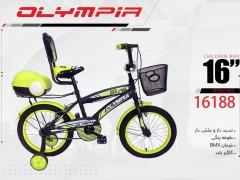 دوچرخه بچه گانه المپیا  مدل 16188 سایز 16 -  OLYMPIA