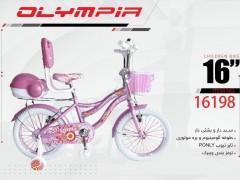 دوچرخه بچه گانه المپیا  مدل 16198 سایز 16 -  OLYMPIA