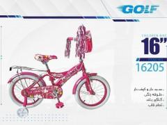 دوچرخه بچه گانه گلف  مدل 16205 سایز 16 -  GOLF