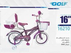 دوچرخه بچه گانه گلف  مدل 16210 سایز 16 -  GOLF