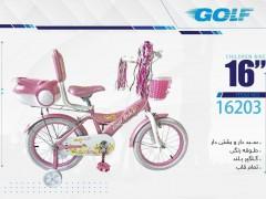 دوچرخه بچه گانه گلف  مدل 16203 سایز 16 -  GOLF