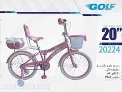 دوچرخه بچه گانه گلف مدل 20224 سایز 20 -  GOLF