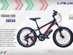 دوچرخه بچه گانه لاوکس مدل اسکار کد 20234 سایز 20 -   LAUX OSCAR 200