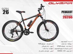 دوچرخه المپیا پژو کد 26266 سایز 26 -   OLYMPIA PEUGOET