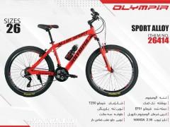 دوچرخه المپیا اسپورت کد 26414 سایز 26 -   OLYMPIA SPORT ALLOY