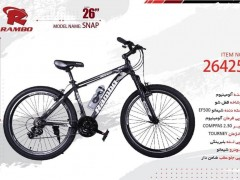 دوچرخه رامبو اسنپ کد 26425 سایز 26 -   RAMBO SNAP