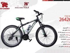 دوچرخه رامبو تسلا کد 26426 سایز 26 -   RAMBO TESLA