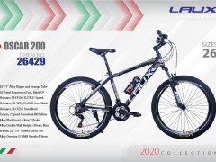 دوچرخه لاوکس اسکار کد 26429 سایز 26 -   LAUX OSCAR200
