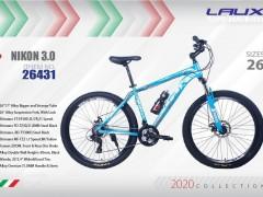 دوچرخه لاوکس نیکون کد 26431 سایز 26 -   LAUX NIKON 3.0