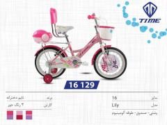 دوچرخه تایم مدل لی لی کد 16129 سایز 16- TIME LILY