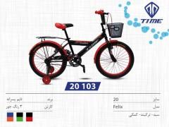 دوچرخه تایم مدل فلیکس کد 20103 سایز 20- TIME FELIX