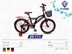 دوچرخه تایم مدل پونی کد 20111 سایز 20- TIME PONY