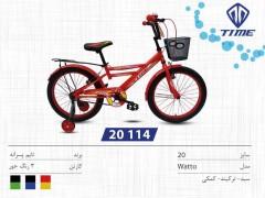 دوچرخه تایم مدل واتو کد 20114 سایز 20- TIME WATTO