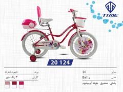 دوچرخه تایم مدل بتی کد 20124 سایز 20- TIME BETTY