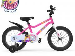 دوچرخه قناری سامر سایز 16 مدل canary summer 2020