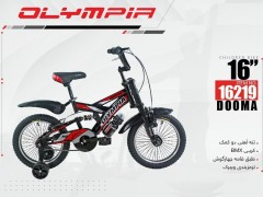 دوچرخه المپیا دوما کد 16219 سایز 16 -   OLYMPIA DOOMA