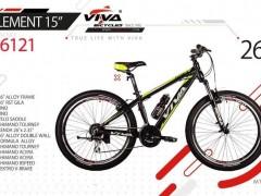 دوچرخه ویوا المنت 15 سایز 26 کد 26121 -  VIVA ELEMENT 15