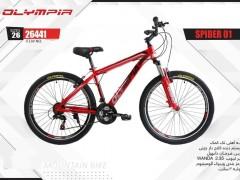 دوچرخه المپیا اسپایدر کد 26441 سایز 26 - OLYMPIA SPIDER 01