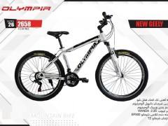 دوچرخه المپیا نیو جیلی کد 2658 سایز 26 - OLYMPIA NEW GEELY