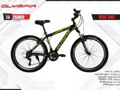 دوچرخه المپیا مک وان کد 26409 سایز 26 - OLYMPIA MAC ONE