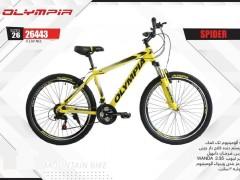 دوچرخه المپیا اسپایدر کد 26443 سایز 26 - OLYMPIA SPIDER