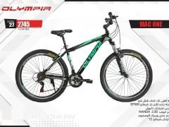 دوچرخه المپیا مک وان کد 2745 سایز 27 - OLYMPIA MAC ONE