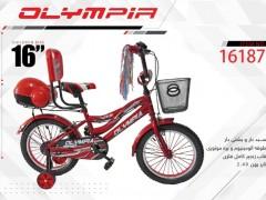 دوچرخه  المپیا سایز 16 کد 16187 - OLYMPIA