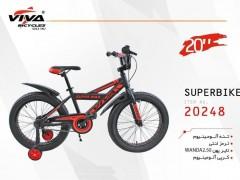 دوچرخه ویوا سوپربایک سایز 20 کد 20248 تنه آلومینیومی - VIVA SUPERBIKE