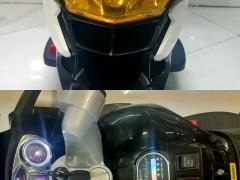 موتور شارژی R118 متالیک
