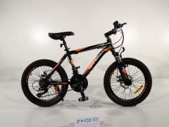 دوچرخه  فونیکس سایز 20 کد 20100 تنه آلومینیومی و دیسکی- phoenix ZK100