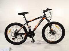 دوچرخه  فونیکس سایز 24 کد 24100 تنه آلومینیومی و دیسکی- phoenix ZK100