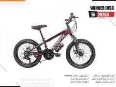 دوچرخه  المپیا وینر دیسکی سایز 20 کد 20255 -  OLYMPIA WINNER DISC