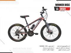 دوچرخه  المپیا وینر دیسکی سایز 24 کد 24131 -  OLYMPIA WINNER DISC