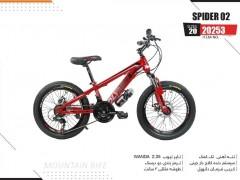 دوچرخه  المپیا اسپایدر سایز 20 کد 20253 -  OLYMPIA SPIDER 02