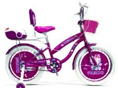 دوچرخه  دخترانه پرادو سایز 20 کد 2010039 -  PRADO