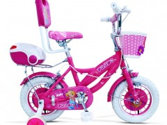 دوچرخه پرادو دخترانه سایز 12 کد 1200484 -  PRADO