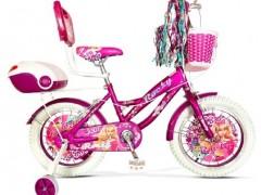 دوچرخه دخترانه راکی سایز 16 کد 1600672 -  ROCKY
