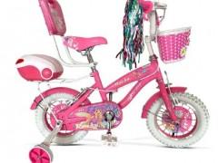 دوچرخه دخترانه راکی سایز 12 کد 1200526 -  ROCKY
